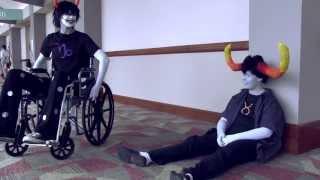 getlinkyoutube.com-WheelchairStuck