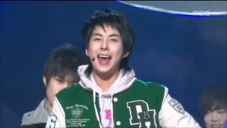 getlinkyoutube.com-SS501 - The One, 더블에스오공일 - 더 원, Music Core 20081122