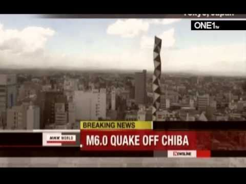 earthquake japan 2011 news tokyo footage earthquake japan