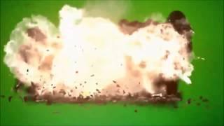 getlinkyoutube.com-Green Screen Explosion