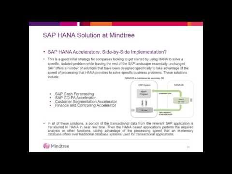 Copy of Enabling the Real Time Enterprise with SAP HANA