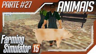 getlinkyoutube.com-Farming Simulator 2015 - Comprando Animais no Novo Mod Mapa Volkshill