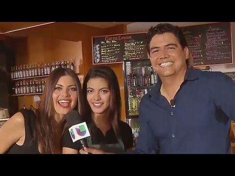 Chiquinquirá sorprende a su hija María Elena en la grabación de su novela