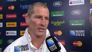 Stuart Lancaster: 'Australia deserved to win'
