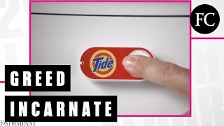 getlinkyoutube.com-I Lived With The Amazon Dash Button - Here's What I Discovered