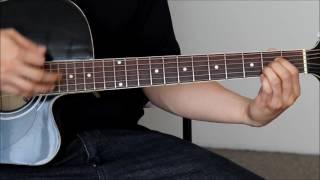 TJ Monterde - Tulad Mo Guitar Tutorial Lesson