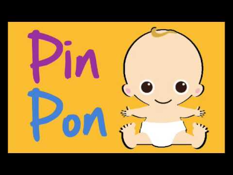 Pin Pon es un muñeco - Video canción