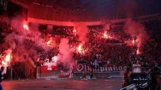 getlinkyoutube.com-Olympiacos B.C - Barcelona 23.04.2015 Gate 7