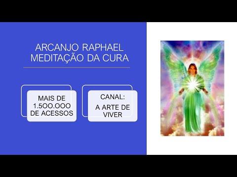 Meditação de CURA PODEROSA COM RAPHAEL ARCANJO