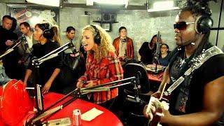 Kayna Samet - Live inédit à Skyrock (ft. Amel Bent)
