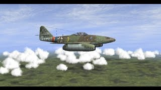 getlinkyoutube.com-Let's Play IL-2 Sturmovik 1946 - The Storm Birds (Me-262 campaign) - Part 1