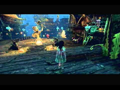 Alice: Madness Returns - All Collectibles Guide Chapter 2