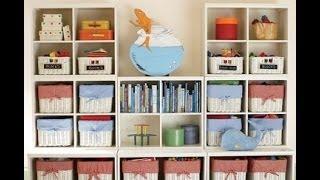 getlinkyoutube.com-Организация и хранение вещей дома / взрослые вещи, детские вещи, обувь / Home Organizing