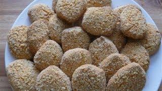 getlinkyoutube.com-Omas Kekse aus Maismehl-Nenelerimizin- meshur karadeniz kurabiyesi-Türkische Rezepte