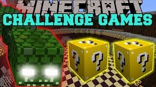getlinkyoutube.com-Minecraft: NAGA CHALLENGE GAMES - Lucky Block Mod - Modded Mini-Game