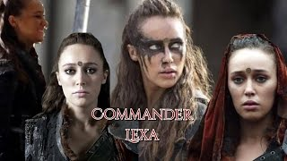 getlinkyoutube.com-The 100 - Commander Lexa