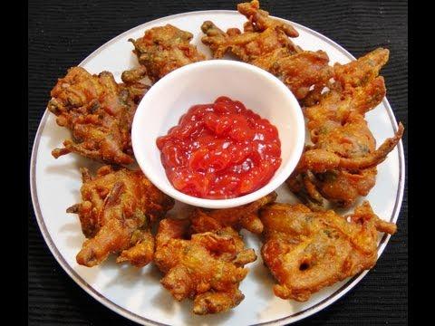 Kanda Bhaji / Onion Pakoda