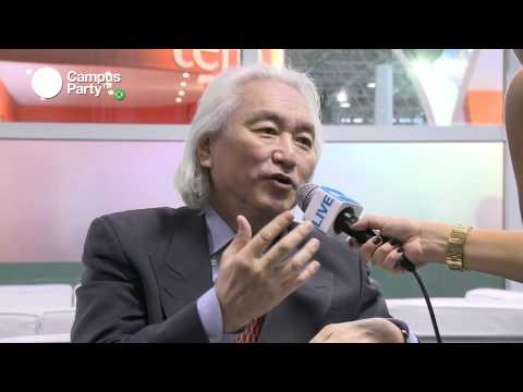 Entrevista Michio Kaku
