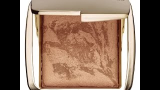 getlinkyoutube.com-NEW Hourglass Ambient Bronzer!!! First Impression!!!