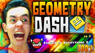 "getlinkyoutube.com-Geometry Dash! ""THEORY OF EVERYTHING 2"" COMPLETADO 100% #26 - TheGrefg"
