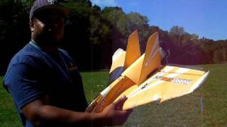 getlinkyoutube.com-How to Mod. a Jet Tigers' Delta-wing flaps. Crazy Manuvers! Killer Speed!