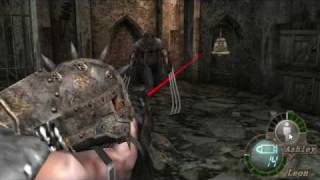 getlinkyoutube.com-Resident Evil 4 Garrador Versus Garrador