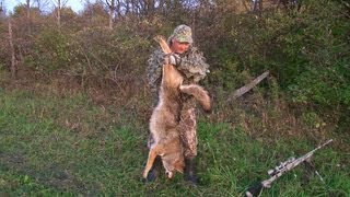getlinkyoutube.com-Coyote Hunting: Close Enough (DownWind Outdoors)