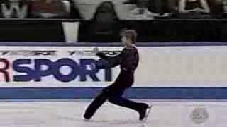 getlinkyoutube.com-Alexei Yagudin - 2001 Worlds Gladiator