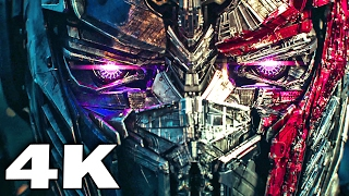 getlinkyoutube.com-TRANSFORMERS 5 Trailer + Super Bowl TV Spot (2017) The Last Knight Ultra HD 4K Movie