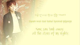 getlinkyoutube.com-BTS (방탄소년단) – LET ME KNOW [Color Coded Han|Rom|Eng lyrics]