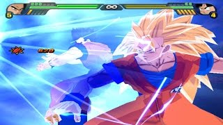 getlinkyoutube.com-Goku Y Gohan vs Destructor 3er Universo Saga de los Dioses Dragon Ball Z Tenkaichi 3 Reloaded Mod