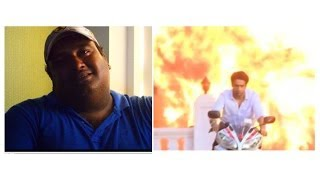 Rangmunch.TV- Stunt Director Mohd.Amin talks about Shaleen Malhotra in Arjun on Action Sequences.