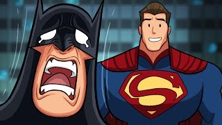 getlinkyoutube.com-Superman V Batman ( Ft.The Epic Movie Trailer Voice )