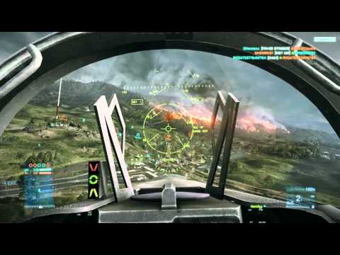 Battlefield 3: Caspian Border Gameplay -RxGmpIj6fFg