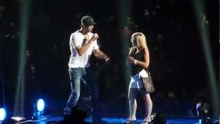 getlinkyoutube.com-Enrique Iglesias - Hero - Live concert Minneapolis 2012