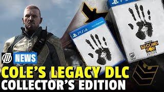 getlinkyoutube.com-inFAMOUS: Second Son - Play as Cole MacGrath? NEW Limited / Collector's Editions - PS4