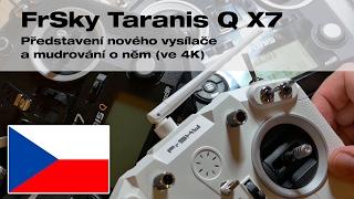 getlinkyoutube.com-Vysílač FrSky Q X7 - Představení nového vysílače a mudrování o něm (ve 4K)