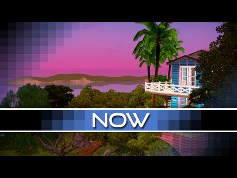 SIMS 3 ISLAND PARADISE, OUYA GAMING, & PUTIN PROBLEMS - NOW