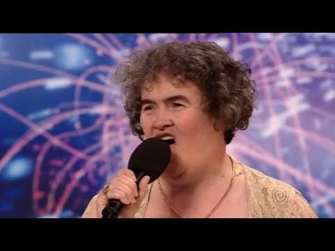 Susan Boyle - Britains Got Talent 2009 Episode 1 - Saturday