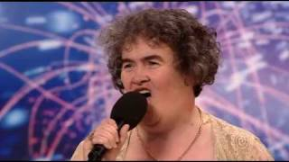 getlinkyoutube.com-Susan Boyle - Britains Got Talent 2009 Episode 1 - Saturday 11th April | HD High Quality
