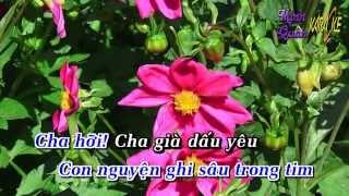 getlinkyoutube.com-Karaoke - Tinh cha - Ngoc Son