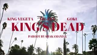 Jay Rock , Kendrick Lamar , Future   King's Dead (Parody) DBZ