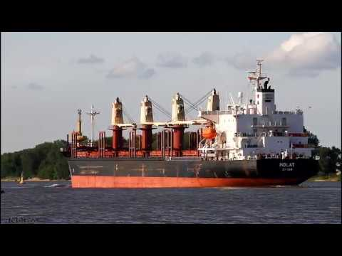 Click to view video MOLAT - IMO 9211559 - Germany - Weser - Brake Unterweser