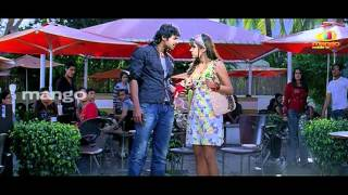 getlinkyoutube.com-Prabhas & Trisha fighting for dog -  Prabhas Bujjigadu movie comedy scenes