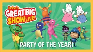 getlinkyoutube.com-The Party of the Year | Koba's Great Big Show Live! (2016)