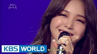 getlinkyoutube.com-MinAh - Cry Me Out / I am a Woman Too [Yu Huiyeol's Sketchbook]
