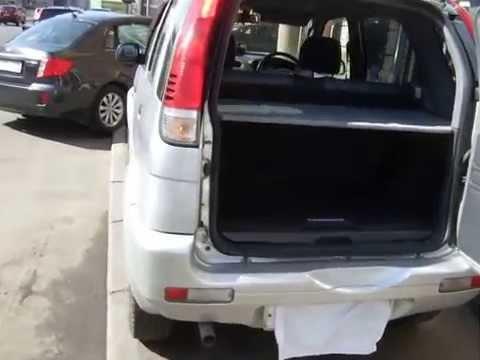 Toyota CAMI : Задняя полка