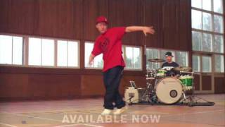 BBoy Focus Toprock Lesson from BBoy Workshop Vol 1 DVD
