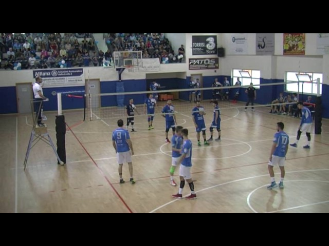 Papiro Volley. In panchina resta Frinzi Russo