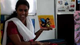 Tamil Storytelling